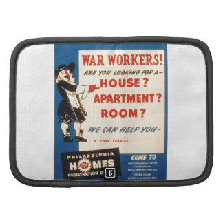 Philadelphia can Help War Workers Find Housing Organizer