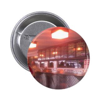 Philadelphia Cheesesteak Pinback Button