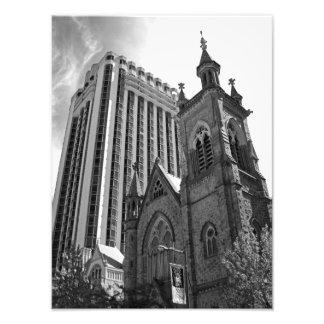 Philadelphia Church Photographic Print