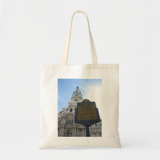 Philadelphia City Hall Bag