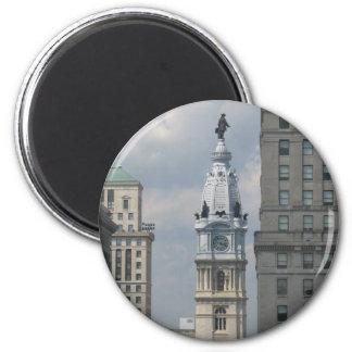 Philadelphia City Hall Fridge Magnets