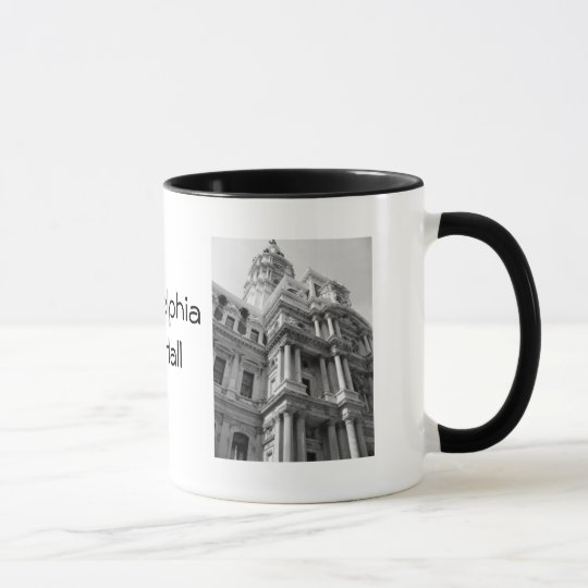 Philadelphia City Hall Mug