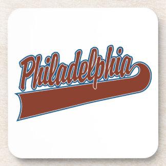 Philadelphia Drink Coasters