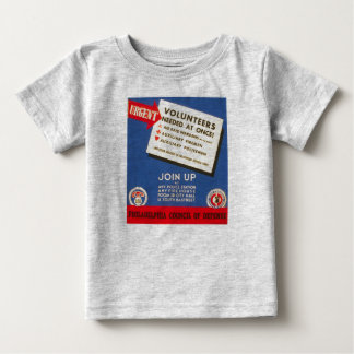 Philadelphia Council Of Defense Baby T-Shirt