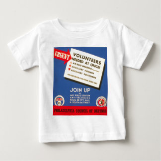Philadelphia Council Of Defense  Join now - Baby T-Shirt