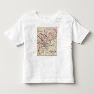 Philadelphia County, City T Shirt