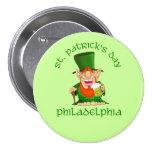 ~ Philadelphia del día del St Patricks Pin