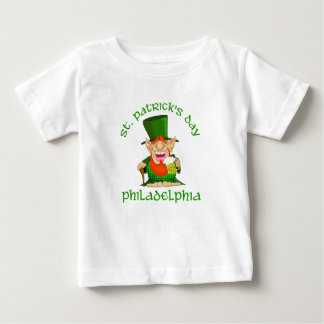 ~ Philadelphia del día del St Patricks Remeras
