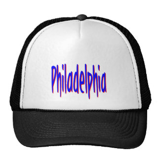 Philadelphia Design 5 Mesh Hat