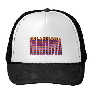 Philadelphia Design Mesh Hats