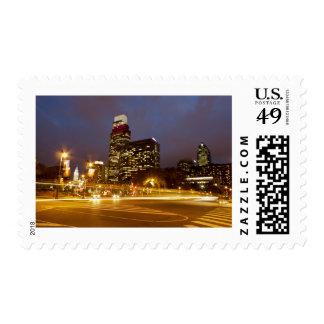 Philadelphia en el sello de la oscuridad