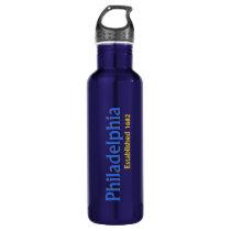 Philadelphia Established Water Bottle (24 oz)