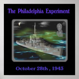 philadelphia experiment poster