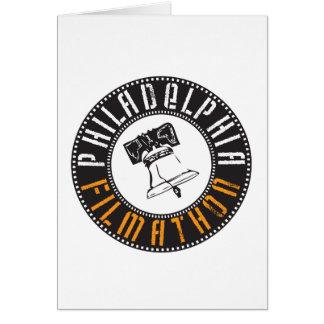Philadelphia Filmathon Card