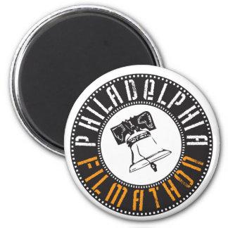Philadelphia Filmathon Magnet