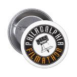 Philadelphia Filmathon Pinback Buttons