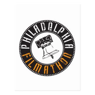 Philadelphia Filmathon Postcard
