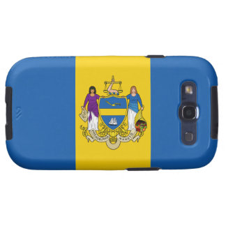 Philadelphia Flag Samsung Galaxy SIII Cover
