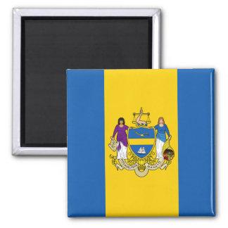 Philadelphia Flag Magnet