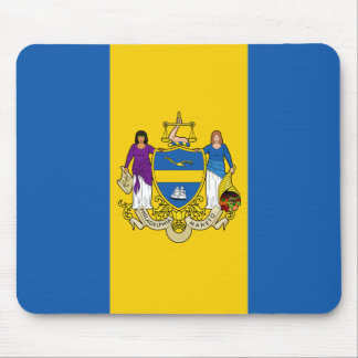 Philadelphia Flag Mouse Pad