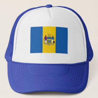 Philadelphia Flag Trucker Hat