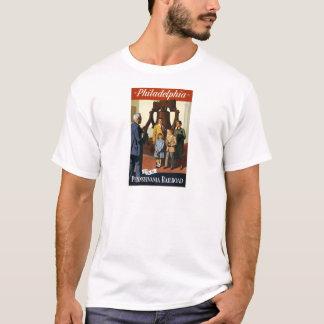 Philadelphia Go by Pennsylvania Railroad T-Shirt
