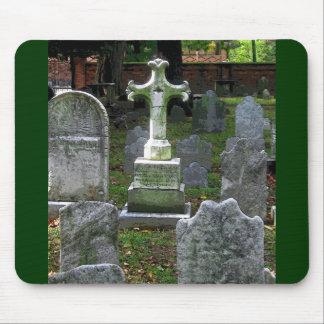 Philadelphia Graveyard CB Mouse Pad