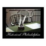 Philadelphia histórica postal