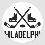 Philadelphia Hockey Stickers