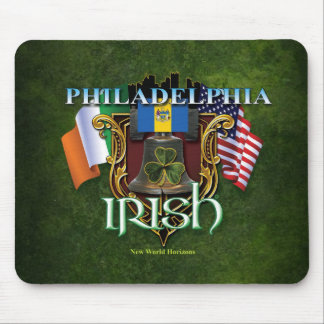 Philadelphia Irish Pride Mouse Pad