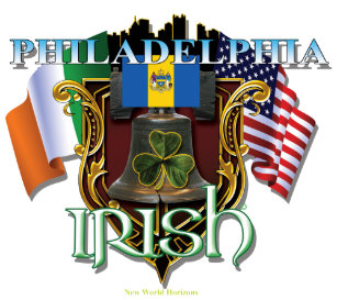 Philadelphia Irish Pride Trucker Hat 311e2d66827c