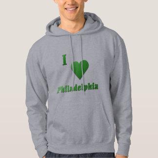 Philadelphia -- Kelly Green Sweatshirt