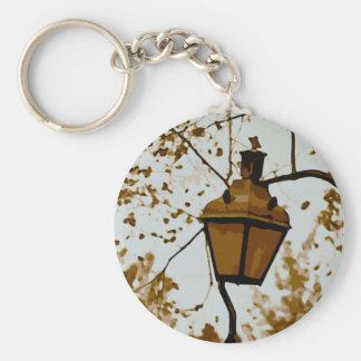 Philadelphia Lamp Post Keychain