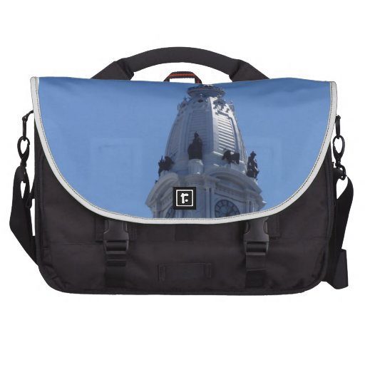 Philadelphia Laptop Messenger Bag