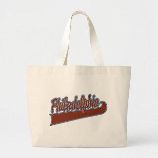 Philadelphia Large Tote Bag