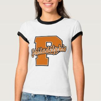 Philadelphia Letter T-Shirt