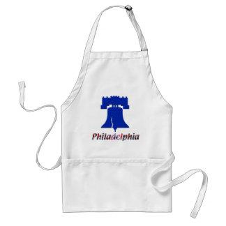 Philadelphia Liberty Bell Adult Apron