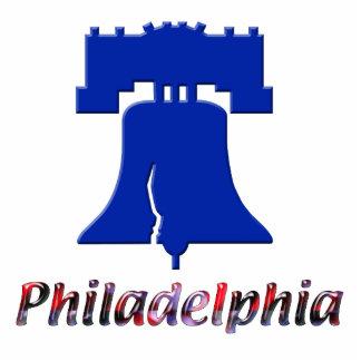 Philadelphia Liberty Bell Adorno Fotoescultura