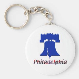 Philadelphia Liberty Bell Keychain