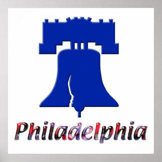 Philadelphia Liberty Bell Posters