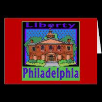 Philadelphia Liberty cards