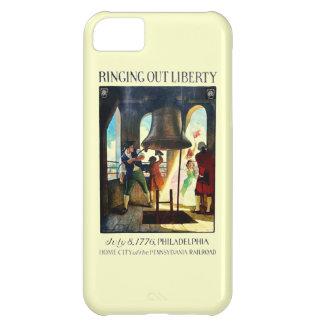 Philadelphia Liberty on The Pennsylvania Railroad Case For iPhone 5C