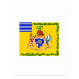 Philadelphia Light Horse Colour Post Card