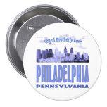 Philadelphia los E.E.U.U. Pin