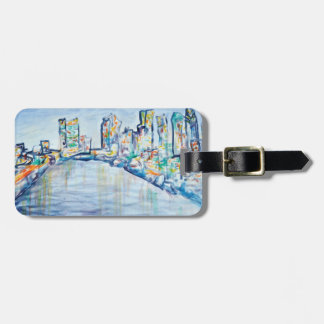 Philadelphia Luggage Tag