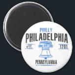 """Philadelphia Magnet<br><div class=""""desc"""">Philadelphia</div>"""
