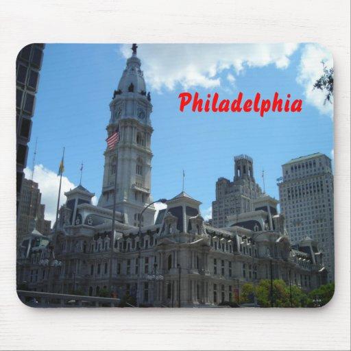Philadelphia Mouse Pad