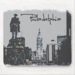 Philadelphia Mousepad Alfombrillas De Raton
