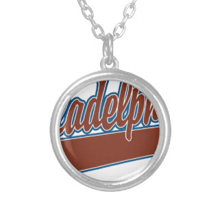 Philadelphia Personalized Necklace
