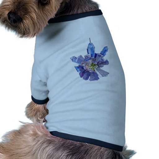 philadelphia pa dog shirt